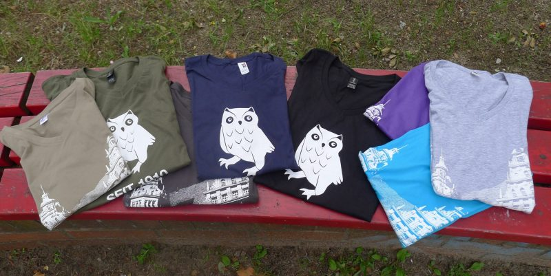 Shirts vom Schulverein der CvO